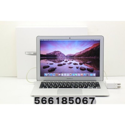 Apple MacBook Air A1466 Mid 2013 Core i7 4650U 1.7GHz/8GB/256GB(SSD)/13.3W/WXGA+(1440x900)...