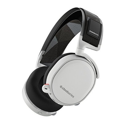 SteelSeries Arctis 7lag-freeワイヤレスゲーム用ヘッドセットwith DTSヘッドフォン: X 7.1サラウンドfor PC , Playstation 4、VR...