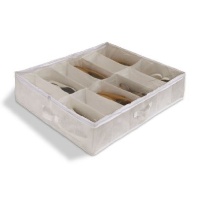 Organize It All Under Bed Shoe Organizer by Organize It All [並行輸入品]