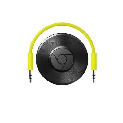 【全品ポイント5倍 7/13 10:00~7/21 01:59】Google GA3A00157A16Z01 Chromecast audio
