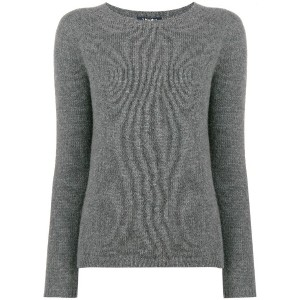 'S Max Mara cashmere relaxed fit sweater - グレー