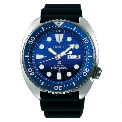 SEIKO PROSPEX DIVER SCUBA Save the Ocean Special Edition Turtle SRPC91J1 Genuine Products made in...