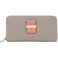 レディース SEE BY CHLOÉ ROSITA SMART ZIP WALLET 財布  ドーブグレー