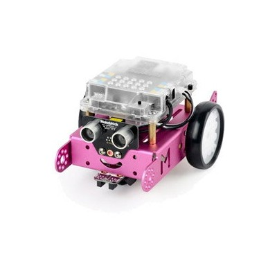 MAKEBLOCKJAPAN 〔ロボットキット:iOS/Android対応〕 mBot V1.1-Pink(Bluetooth Version) 99095 (90107)