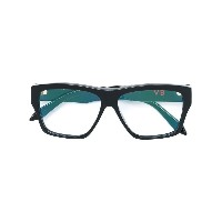 Victoria Beckham square shaped glasses - ブラック