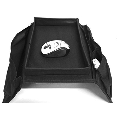 Spudtech Arm Rest Organiser for Remote Controls, Cell Phones, Magazines Etc