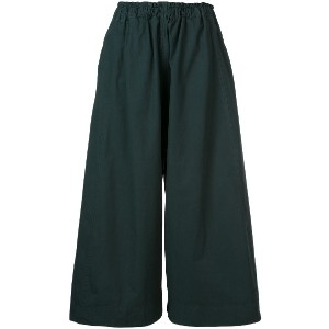 Henrik Vibskov Come Together cropped trousers - ブラック