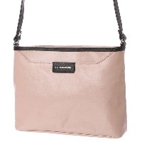 【SALE 10%OFF】ラ バガジェリー LA BAGAGERIE EMAILLER  ショルダーバッグ (PINK) レディース