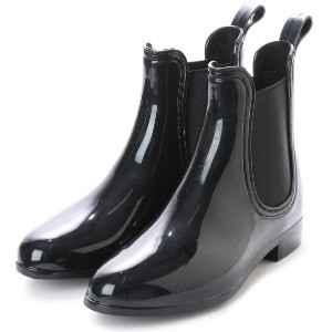 フォーパ パリ FAUX PAS PARIS CHELSEA BOOTS (Black) レディース
