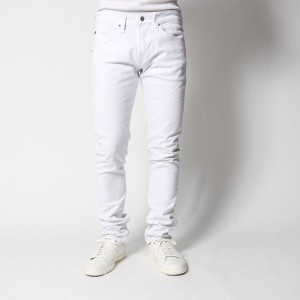 【SALE 65%OFF】ゲス GUESS MIAMI POCKET SUPER SKINNY DENIM PANT (TRUE WHITE)