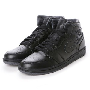 【SALE 15%OFF】ナイキ NIKE Kinetics AIR JORDAN 1 MID (BLACK) メンズ