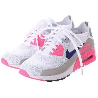 【SALE 10%OFF】ナイキ NIKE atmos W AIR MAX 90 ULTRA 2.0 FLYKNIT (WHITE) レディース