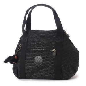 【SALE 50%OFF】キプリング Kipling ART S (Black Scale Emb) レディース