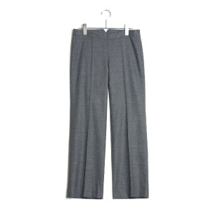 【SALE 73%OFF】ニューヨーク インダストリー  New York Industrie Outlet センタープレスパンツ (グレー)