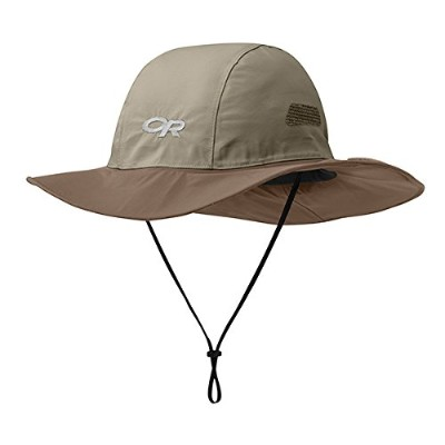 OUTDOOR RESEARCH(アウトドアリサーチ) Seattle Sombrero Khaki/Java Sサイズ