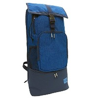 Wilson(ウイルソン) テニス ラケットバッグ LONG BACKPACK (ロング バックパック) WRZ640896