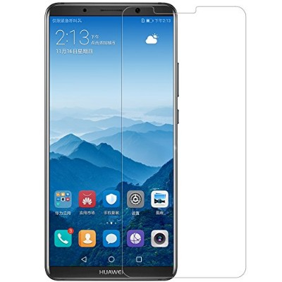 NILLKIN® HUAWEI Mate 10 Pro 液晶保護ガラスフィルム 背面保護フィルム付き 日本製旭硝子 9H硬度 極薄0.2mm 防指紋 飛散防止 貼り付け簡単 気泡ゼロ 貼り直し可...