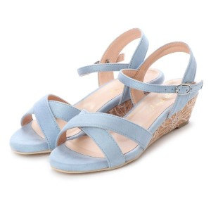 【SALE 69%OFF】【BARNS soho street】アンジェリーク Angelique 1913 BLUE (BLUE) レディース