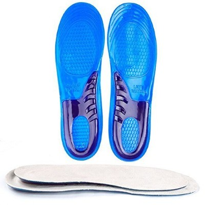 Speedfeet Sport Insole Gel Massaging Insole for Arch Support Orthopedic and Plantar Fasciitis Running,Silicone Insole for Men Shoes Insert(US Men's ( 8 - 13 ) by Speedfeet