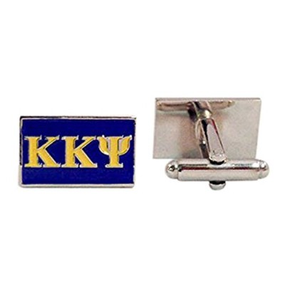 Kappa Kappa Psi Fraternity Letter Cufflinks Greek Formal Wear kkpsi