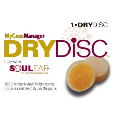 Dry Disc Single Pak by MyCase Manager by Mycase Manager