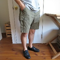 ENDS and MEANS 6 pocket Cargo Pants エンズアンドミーンズ 6ポケット カーゴ ショーツ
