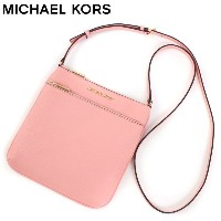 MICHAEL KORS RILEY SM FLAT CROSSBODY SMALL PEBBLE レディース