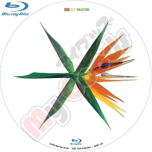 【EXO】 エクソ★Blu-ray★ Best Collection / KOKOBOP / The Eve / Luck One / K-POP DVD/ 韓流DVD