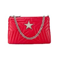 Stella McCartney Stella star clutch bag - レッド
