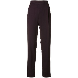 Fabiana Filippi tailored trousers - ピンク&パープル