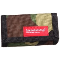 [マンハッタンポーテージ] Manhattan Portage 公式 Key Case MP1010 CAM (W.Camo)