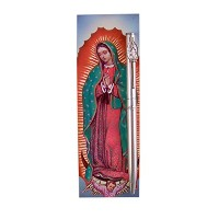Our Lady of Guadalupe Devotionalボールペンwithブックマーク