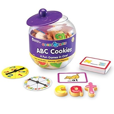 Learning Resources Goodie Games ABC Cookies [並行輸入品]
