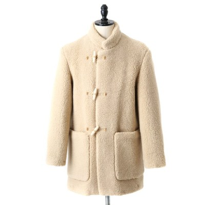 【SPECIAL PRICE!】LEMAIRE / ルメール : Duffle Jacket : ダッフルジャケット ダッフルコート メンズ : M163CO19-270 【RIP】
