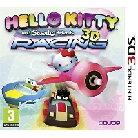 3ds hello kitty and sanrio friends 3d racing (eu)