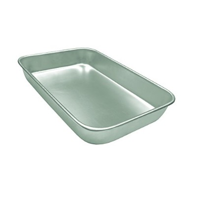 (46cm x 70cm x 5.7cm) - Update International ABP-1826 45.7cm x 66cm Aluminium Bake Pan