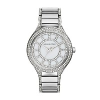 【当店1年保証】マイケルコースMichael Kors MK3311 Ladies Kerry Silver Watch