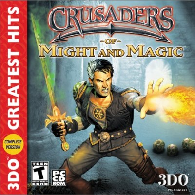 Crusaders of Might and Magic (Jewel Case) (輸入版)