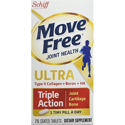 Schiff Move Free Ultra 75 Coated Tablets by Move Free