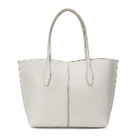 Tod's Joy medium tote - ピンク&パープル