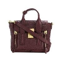 3.1 Phillip Lim Pashli mini satchel - レッド