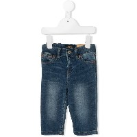 Ralph Lauren Kids Sullivan slim-fit jeans - ブルー