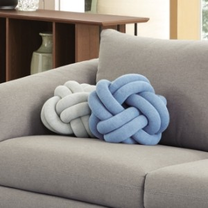 ノットクッション / Knot cushion [DESIGN HOUSE Stockholm]