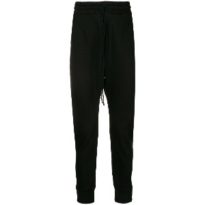 Lost & Found Rooms slim-fit track trousers - ブラック
