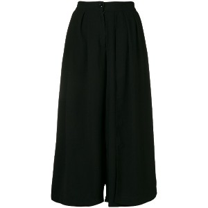 Alchemy high waisted culottes - ブラック