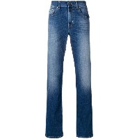 7 For All Mankind classic slim-fit jeans - ブルー