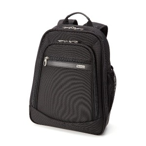 【35%OFF】Back Pack ビジネス バックパック ブラック 旅行用品 > その他