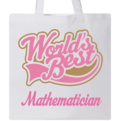 Inktastic – Mathematician ( Gift Idea )トートバッグ One Size