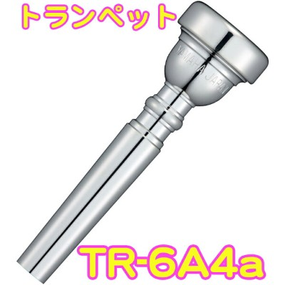 YAMAHA ( ヤマハ ) TR-6A4a トランペット マウスピース 銀メッキ スタンダードシリーズ 管楽器 TR6A4a Trumpet mouthpiece Standard SP 6A4a...