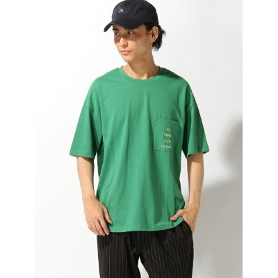 【SALE/50%OFF】*parc *parc/(M)NO MORE FAKE LOVERS Tシャツ ヒルズクローゼット カットソー【RBA_S】【RBA_E】